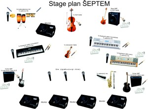 Stage plan